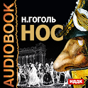 Аудиокнига Нос icon