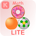 Kindergarten Math Lite icon
