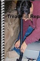 Screenshot of Treadmill Repair
