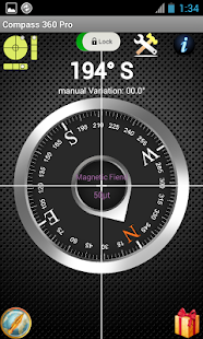 Compass 360 Pro Free- screenshot thumbnail