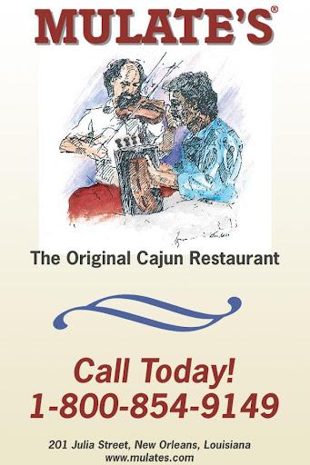 Mulate's Cajun Restaurant