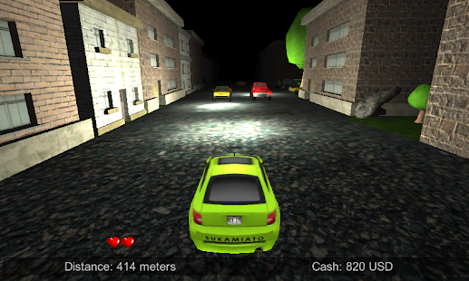 CAR Racing Midnight - screenshot thumbnail
