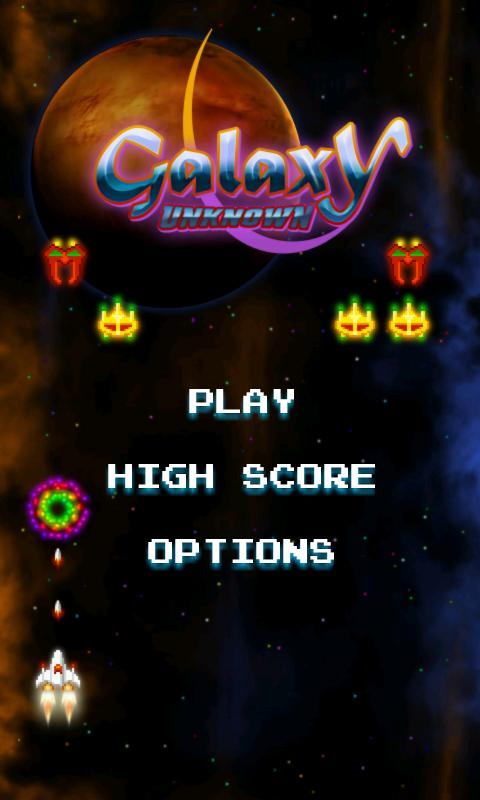 Galaxy Unknown (Full) - screenshot