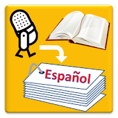 Spanish flash card dictionary