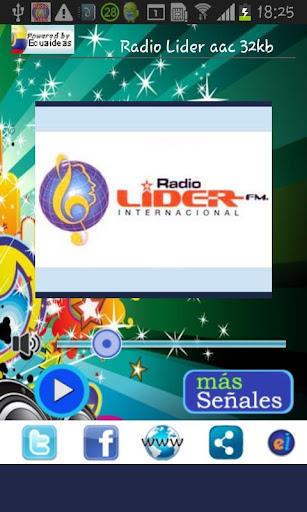 Radio Lider FM Machala