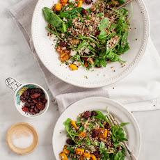Butternut Squash and Kale Quinoa Stuffing Recipe | Yummly
