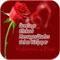 Valentine Day Greetings Cards icon