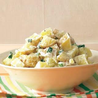 Basic Potato Salad.