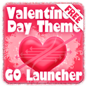 Valentines GO Launcher Theme logo
