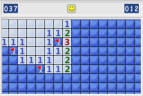 Minesweeper Classic fr Windows - screenshot