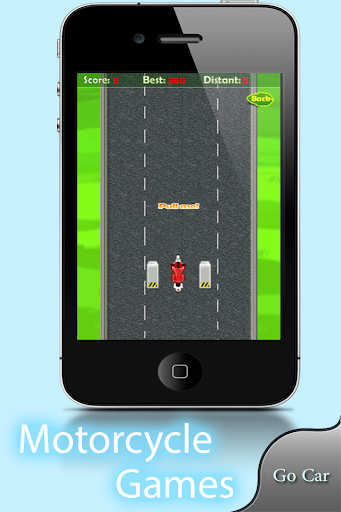 motorcycle games : GO MOTO