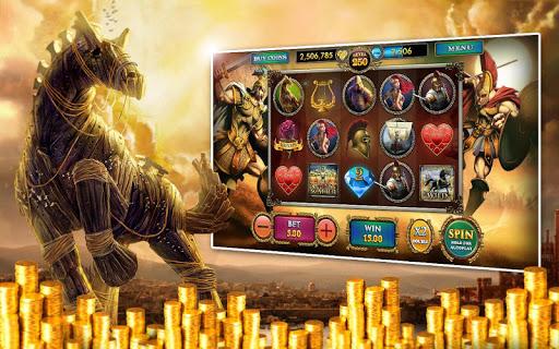 Slots: Troy Slot Machine Pokie
