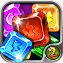 Jewels Match Free - Dora Save icon