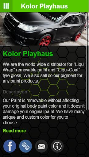 Kolor Playhaus