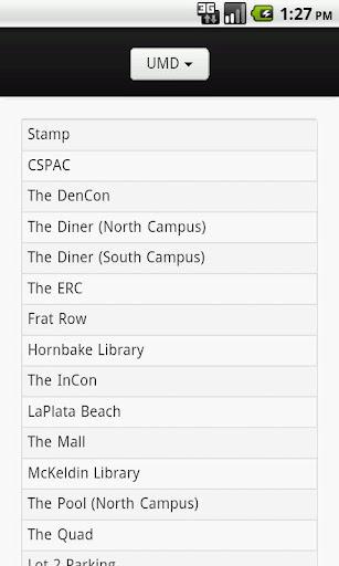 Campus Maps: UMD Edition