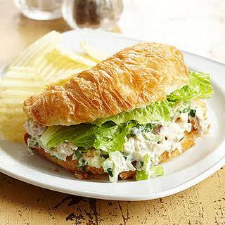 Basic Chicken Salad.