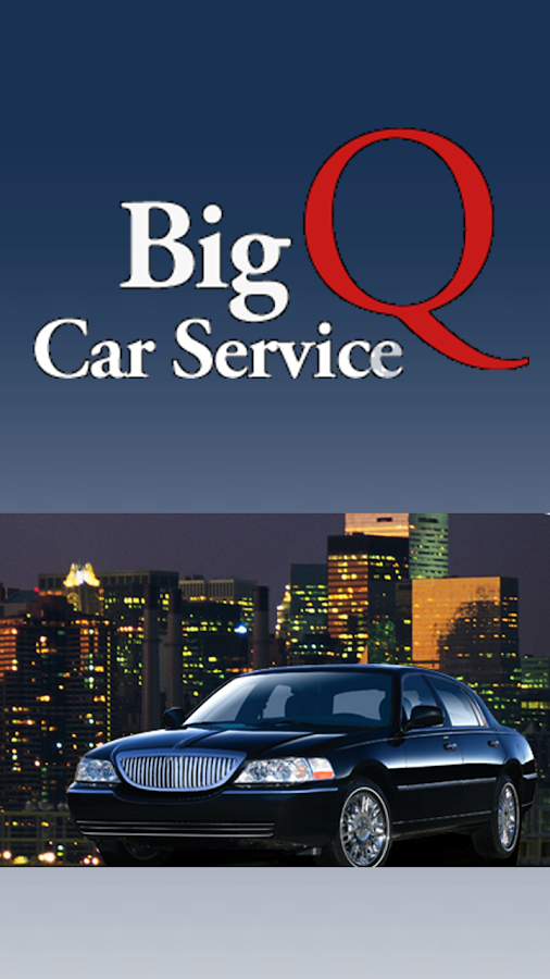 Big Q Car Service- screenshot