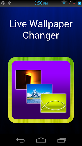 Live Wallpaper: Scene Changer