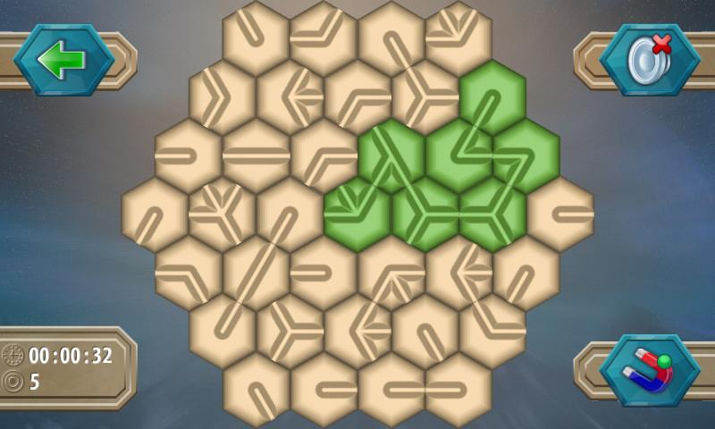 Hexagon- screenshot