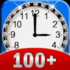 100+ Clocks Widget + Extras icon