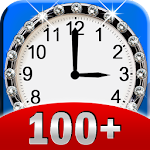 100+ Clocks Widget + Extras 1.6.0 Apk