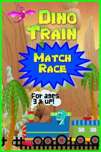 Dino Train Kids Game