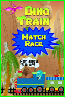 Dino Train Kids Game