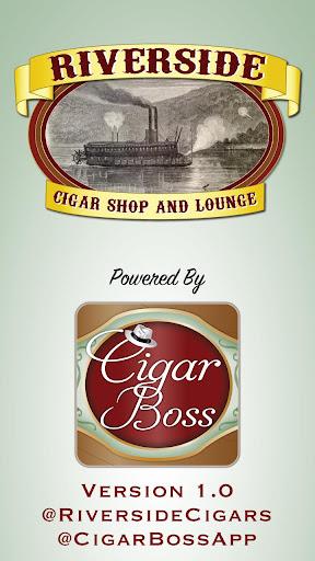 Riverside Cigar Shop Lounge