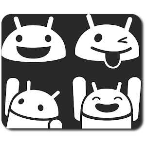 Pure Android Emoji Keyboard