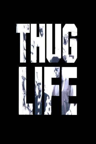 Thug Life Live Wallpaper - screenshot