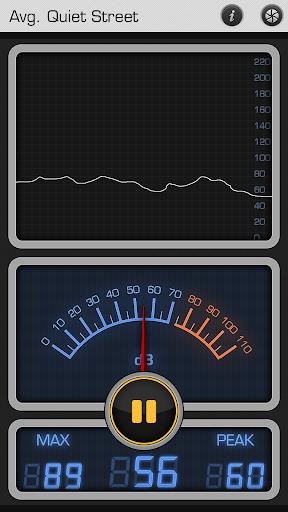 Decibel 10th: Pro Sound Meter
