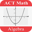 ACT Math : Algebra Lite icon