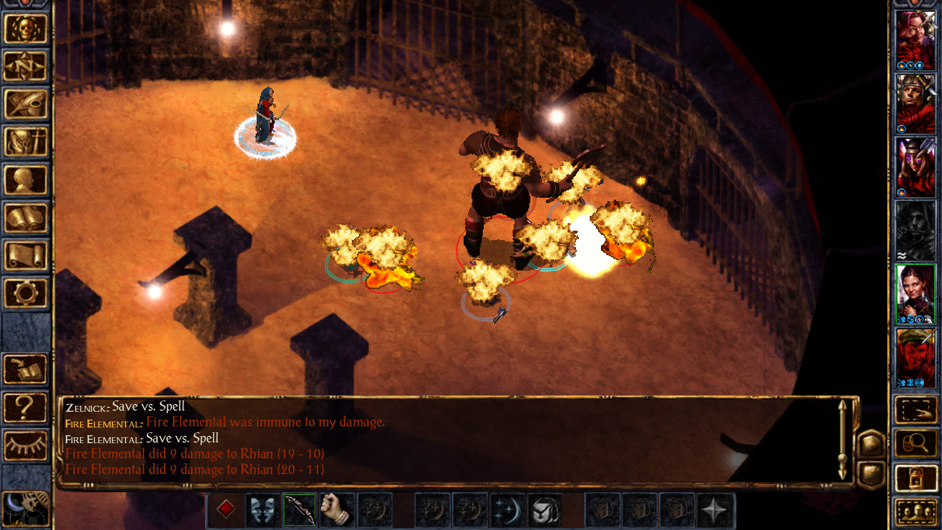 Baldur's Gate Enhanced Edition screenshot #3