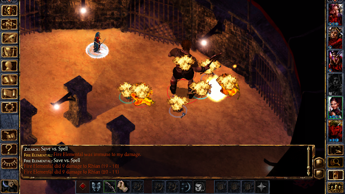 Baldur's Gate Enhanced Edition MOD Apk