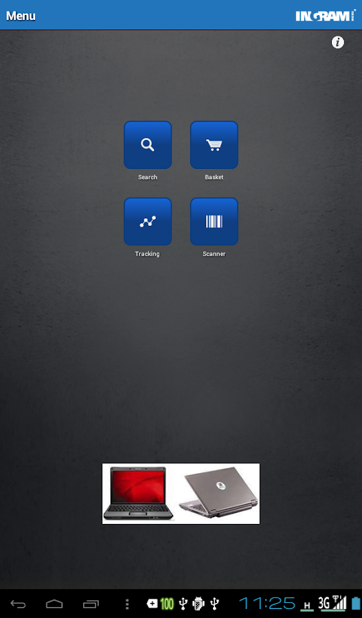 Ingram Micro - screenshot