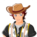 Cowboy Dressup 1.0.0 Apk