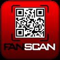 FanScan QR Code Reader logo