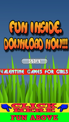 Valentine Games for Girls