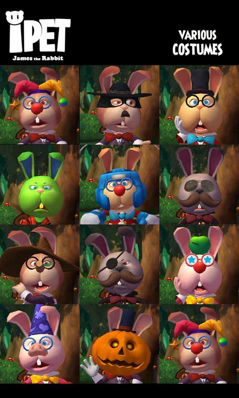 iPet James the Rabbit- screenshot