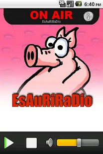 EsAuRiRadio - screenshot thumbnail