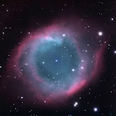 Helix Nebula Live Wallpaper