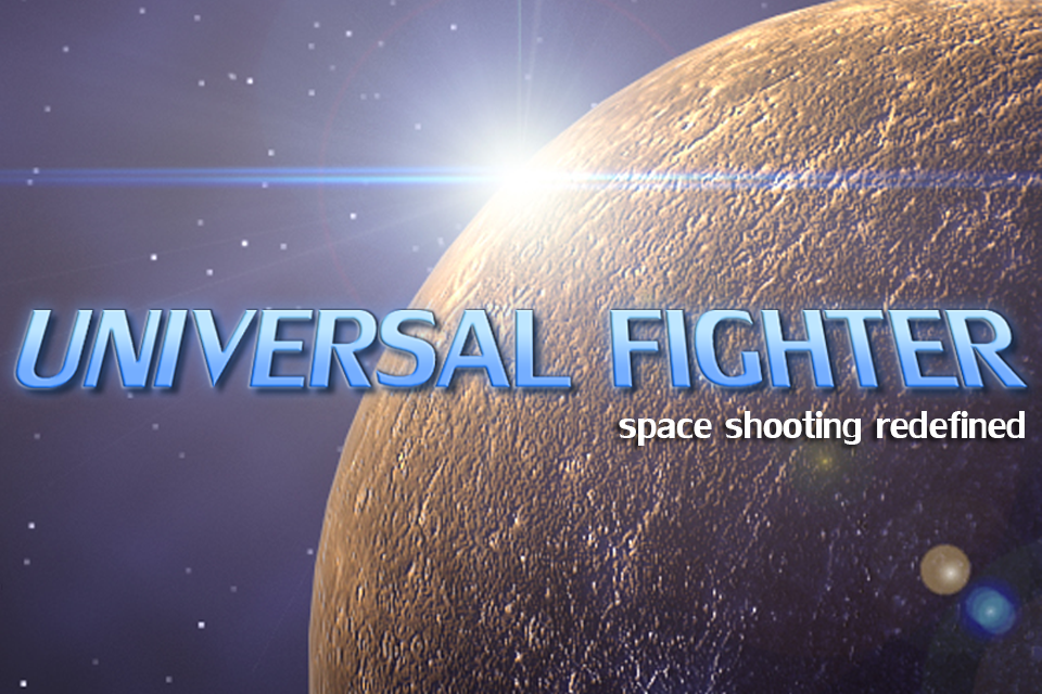 Universal Fighter- screenshot