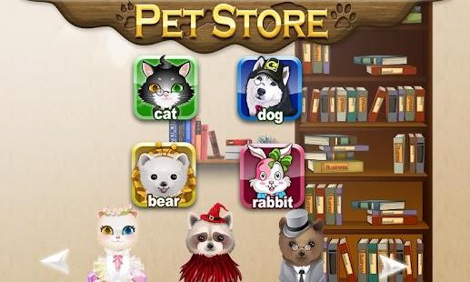 Girls Games - Pet Salon