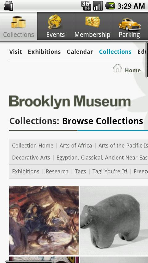Museums In NYC- screenshot