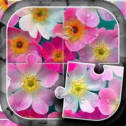 花 パズルゲーム : フラワーズ ゲーム 解謎 App LOGO-APP試玩