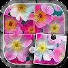 Blumen Puzzle Spielen