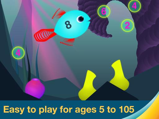 【免費教育App】Motion Math: Hungry Fish-APP點子