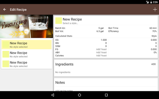 玩工具App|Brew Shop - Homebrew Tools免費|APP試玩