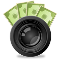 PicCash Banknote Goggles icon