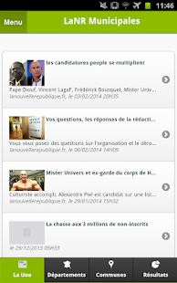 LaNR Municipales- screenshot thumbnail